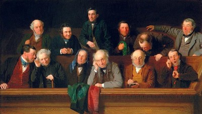 法律白話文》你準備好接受國民法官的挑戰了嗎?