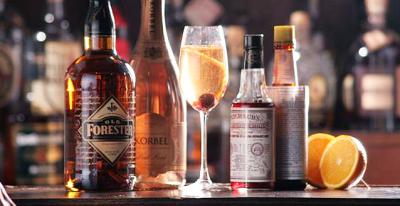 無以酩狀》Seelbach Cocktail:《大亨小傳》敬一杯謊言堆砌的紙醉金迷