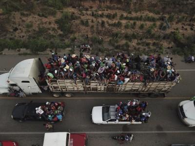 魔幻拉美》墨西哥南方邊境的危機(中)