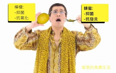 韋恩的食農生活》現在夯什麼? 蜂蜜檸檬