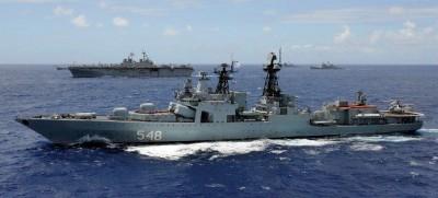聚焦南海》俄羅斯為何要反對英國在南海設立軍事基地?
