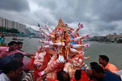 南亞觀察》孟加拉人歡慶印度教大節Durga Puja