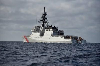 聚焦南海》美國「海岸防衛隊」進入南海後與人道救援合作