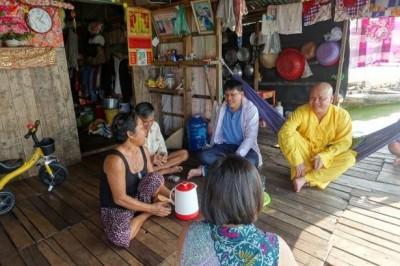 超A評論》越南的水上移民與湖邊法師