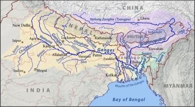 南亞觀察》中國與印度的水壩競爭
