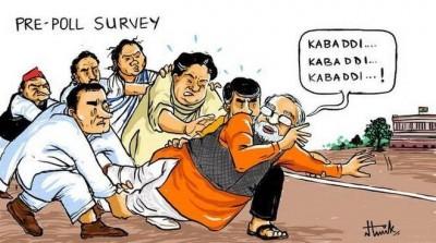 南亞觀察》印度投票去 – PART I