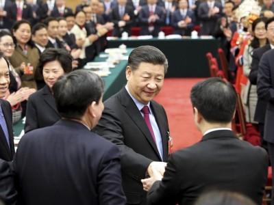 偶然言中》習近平考察重慶,胡春華、陳敏爾政治行情依然穩定