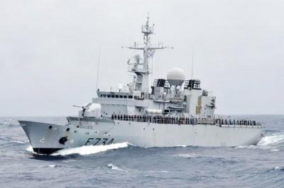 聚焦南海》法國軍艦穿越台海是前戲,南海才是主舞台