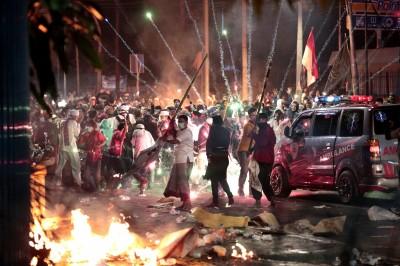 超A評論》雅加達五月暴動的省思:武力抵抗與柔性收編