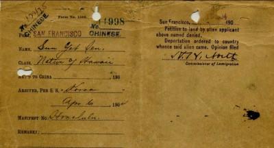 歷史學柑仔店》藏在美國國家檔案中的臺灣歷史