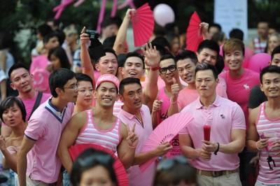 一路向南》粉紅點背後:新加坡LGBTQ社群的美麗與哀愁