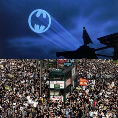 恐懼鳥》Batman:Save One