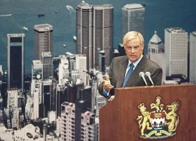 歷史上的今天》香港,回歸前的最後質詢:最後一任港督的憂心