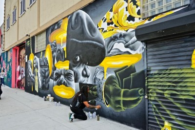 紐約地途》Beyond The Streets不在街頭的街頭藝術展