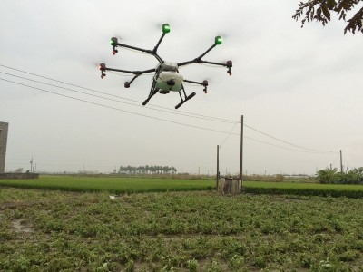 一級嘴砲》無人機的納管,青農們的雜音