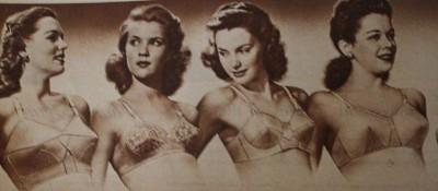個人意見》一個胸罩的歷史