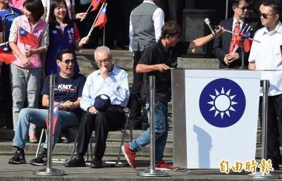自由開講》吳敦義拒接韓總部主委? 換柱2.0啟動?