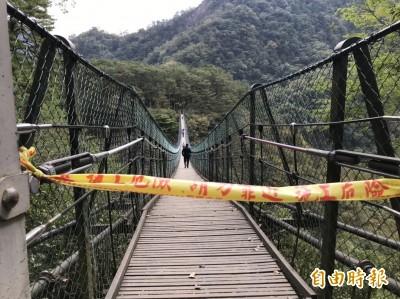 法操》幼童吊橋上墜落身亡,誰該負責?