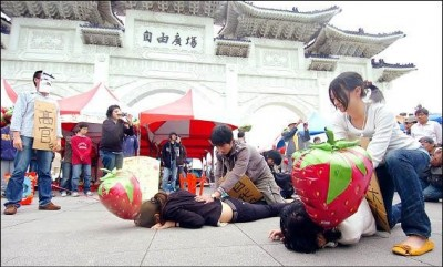 歷史上的今天》中國官員來台灣,法治就不見?