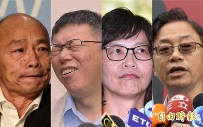 胡,怎麼說》政客「練肖話」大競賽,冠軍是?