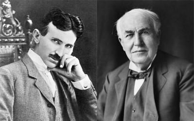 歷史說書人》特斯拉與愛迪生的恩怨情仇?!