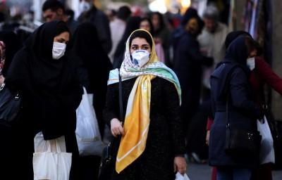 伊朗與西亞世界》移動到西亞的武漢肺炎