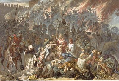 神奇海獅先生》疾病未至、恐慌先行:當年黑死病入侵前,歐洲人為何要燒死猶太人?