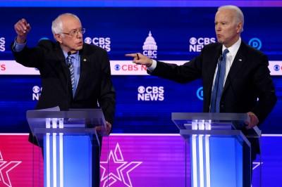 瞭望之窗》拜登銳不可擋,桑德斯離民主黨總統提名愈來愈遠?