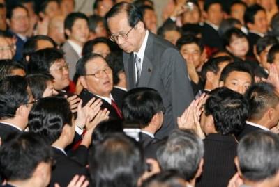 政治的日常》後小泉時代(二):福田康夫內閣