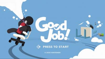 神楽坂週記》疫情籠罩下,你需要最「幹得好」的發洩遊戲《Good Job!》