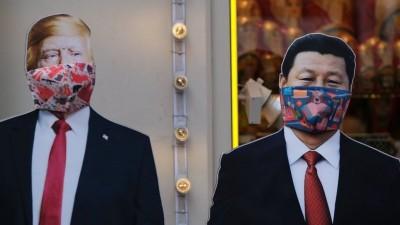 瞭望之窗》武漢疫情讓美中戰略衝突走上不歸路