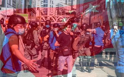 胡,怎麼說》「祖國」來了,香港人反抗!