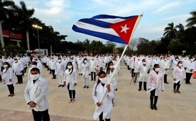 魔幻拉美》古巴的醫療外交