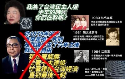 台灣回憶探險團》陳菊坐牢期間,蔣經國獨裁政權在忙些什麼?
