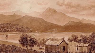故事》【在福爾摩沙旅行】從軍事調查到傳教遊歷,西方旅人筆下的十九世紀臺灣風景