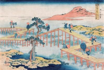漫遊藝術史》您熟悉與不熟悉的北齋作品