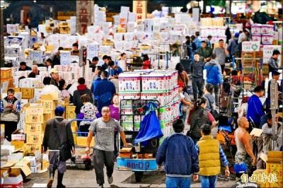 Lin bay 好油》從第一果菜市場改建案回顧台灣農產運銷史