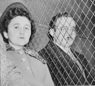 神奇海獅先生》【麥卡錫主義】羅森堡夫婦案:蕈狀雲恐慌下的犧牲者