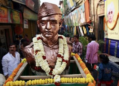 台灣回憶探險團》1945.8.18 印度獨立運動英雄―錢德拉‧鮑斯於臺灣逝世
