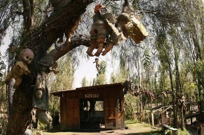 魔幻拉美》恐怖娃娃島