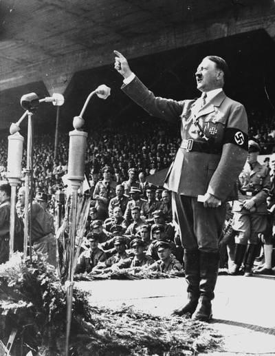 歷史說書人》希特勒:一位傳令兵的一戰生涯!