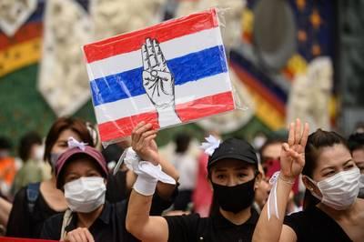 一路向南》2020泰國學生運動的完整解析(上):背景介紹