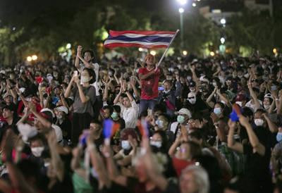 一路向南》2020泰國學生運動的完整解析(中):政治分析