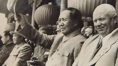 神奇海獅先生》【毛澤東與赫魯雪夫】 反史達林戰役發動後,毛澤東從贊成到反對的原因?