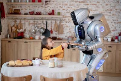 研之有物》打造「聊」癒系機器人!看圖說故事,AI 也略懂略懂