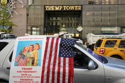 紐約地途》紐約客與川普的_恨情仇