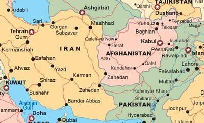 伊朗與西亞世界》阿富汗—伊朗問題與英俄兩國