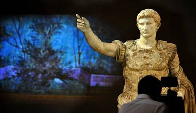 歷史說書人》本月人物:奧古斯都—屋大維