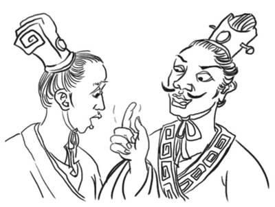 歷史說書人》成語「食指大動」的黑歷史