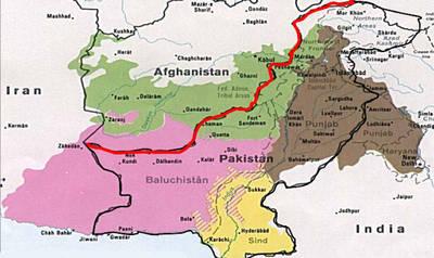 伊朗與西亞世界》阿富汗—印度問題與英國